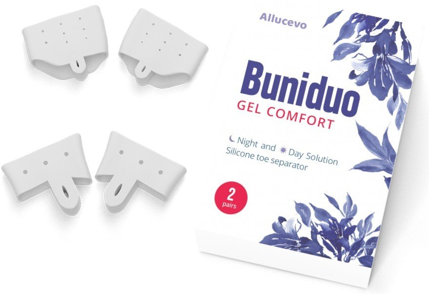 Gel confort Buniduo