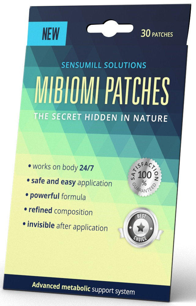 patch per mibiomi