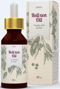 relixenový olej