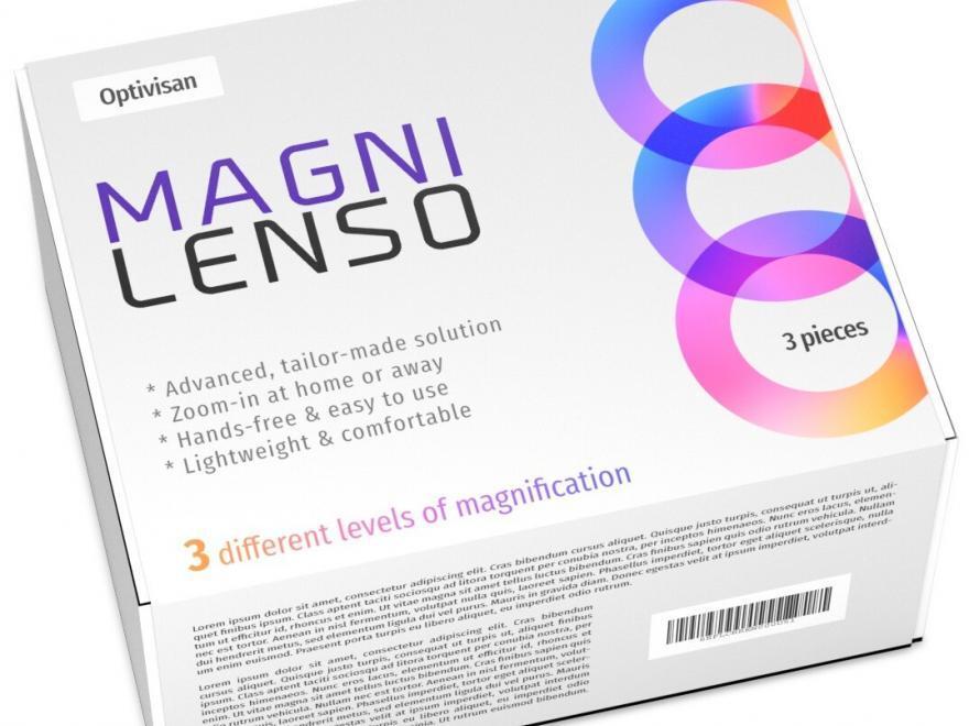magni lenso